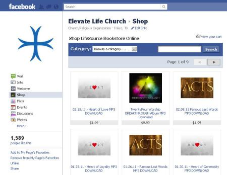 LifeSource Online At Facebook