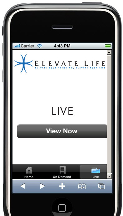 Elevate Life Church LIVE Mobile