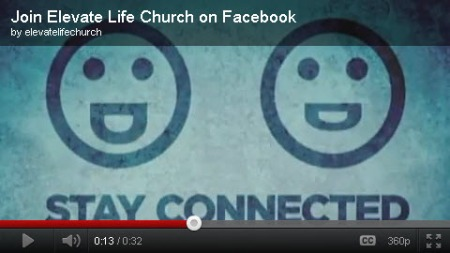 Elevate Life Church Facebook