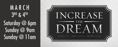 2012 Increase The Dream