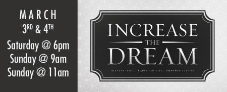 2012 Increase The Dream