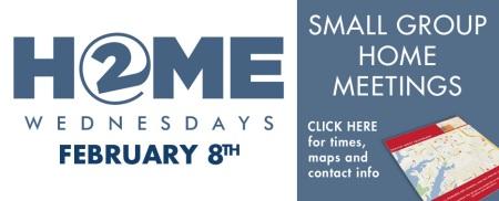 2nd Home February 8th