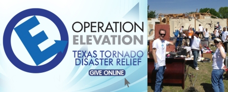 Operation Elevation Texas Tornado Disaster Relief